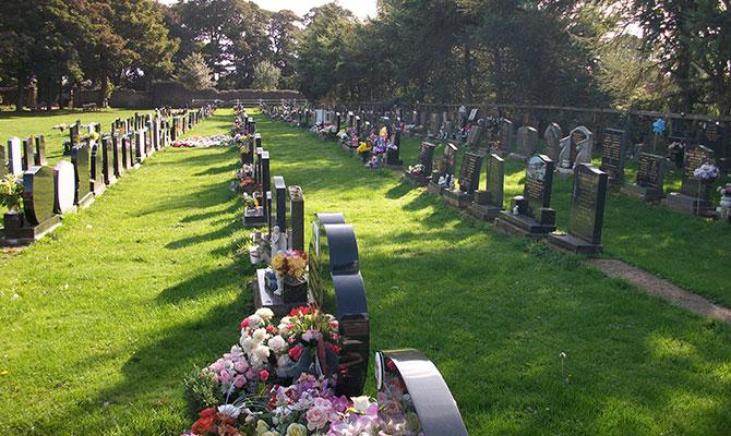 006-woodhorn-cemetery
