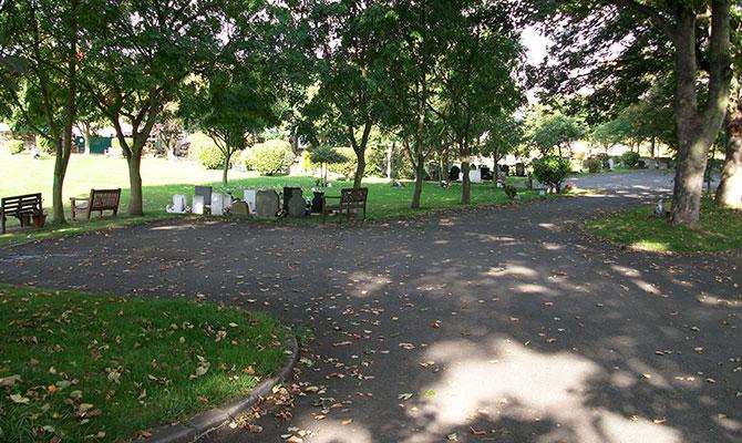 009-woodhorn-cemetery