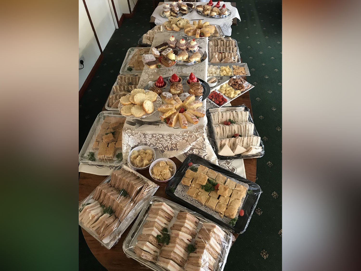 funeral-catering-northumberland